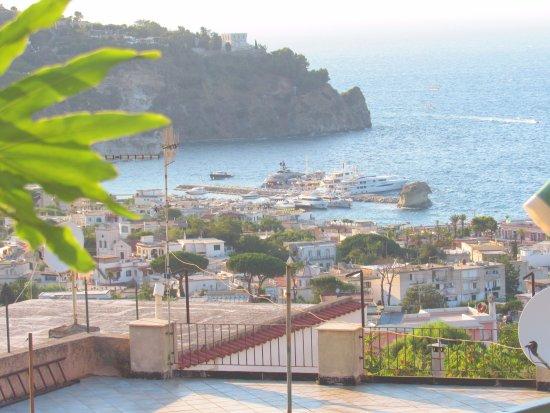 Hotel Villa Sirena: il paradiso dalla mia stanza