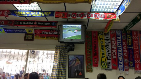 Ferreiras, Πορτογαλία: crowded fast