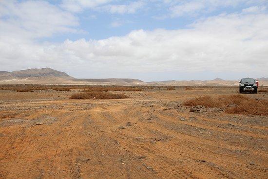 Sal Rei, Cabo Verde: Die Landschaft Boa Vistas mit Pickups erkunden