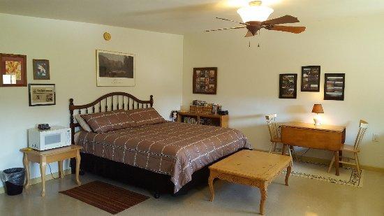 Hayesville, NC: The Loft lodging