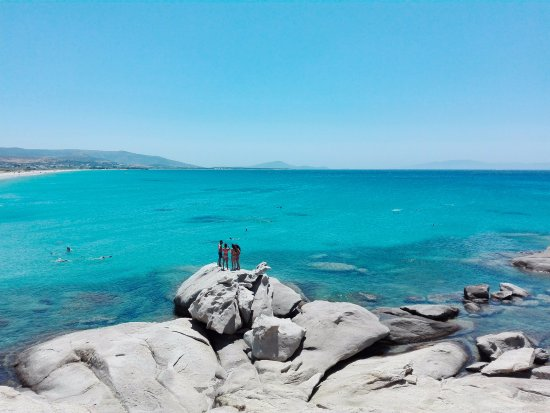 Mikri Vigla, Grækenland: Η θέα