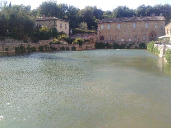 IMG_20170723_174228_large.jpg - Picture of Terme Bagno Vignoni ...