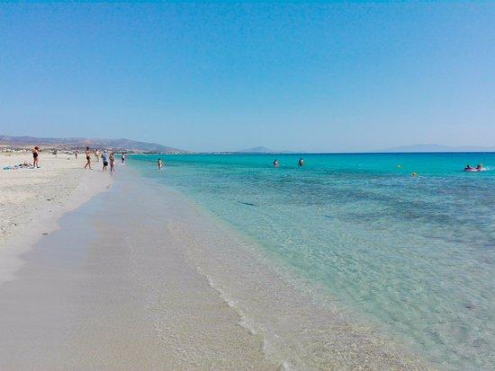 Mikri Vigla, Grækenland: Η θάλασσα