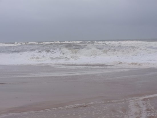 Gao, Mali: Sea view