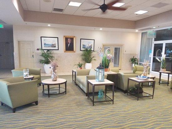Grand Hotel & Spa: Lobby