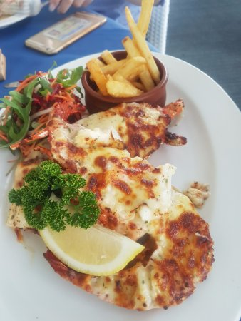 Hope Island, Australien: Lunch