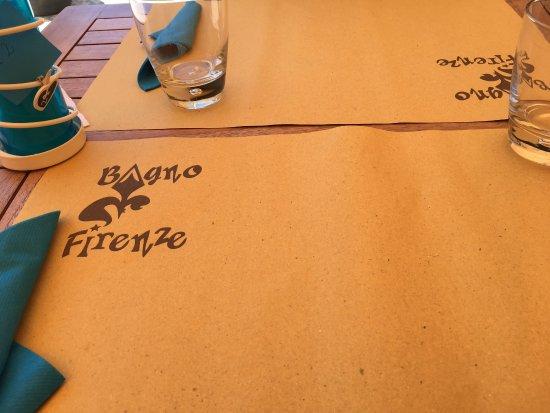 photo1.jpg - Foto di Ristorante Bagno Firenze, Marina di Carrara ...