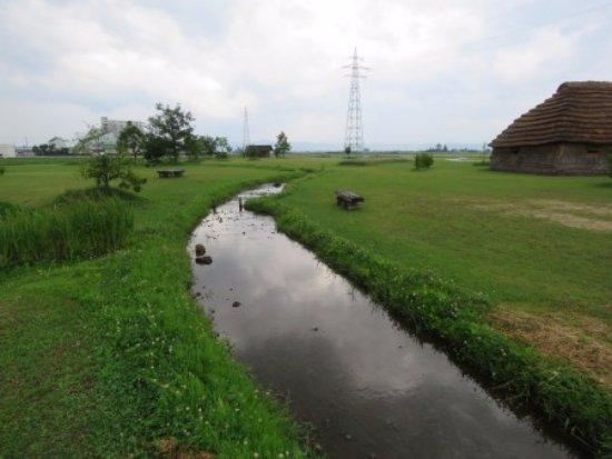 Tendo, Japonya: 復元河川