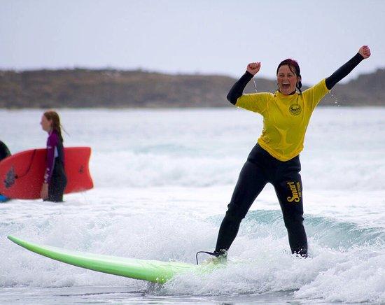 Sennen Cove, UK: Smart Surf School