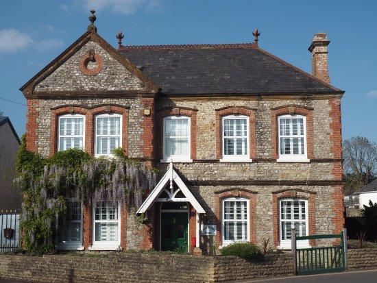 Axminster, UK: Green Dragon House