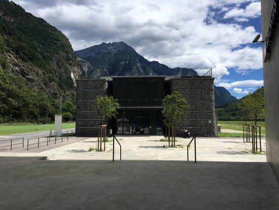 Centro Visitatori AlpTransit San Gottardo