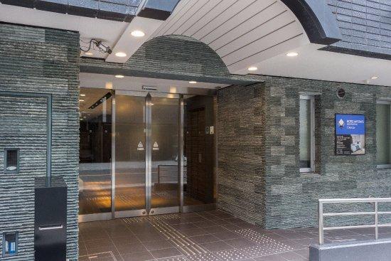 HOTEL MYSTAYS Otemae: エントランス