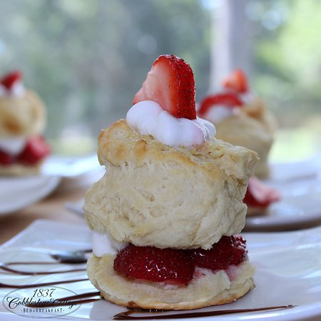 Canandaigua, Nowy Jork: Mini Strawberry Biscuit Day