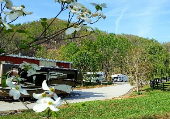 Hayesville, NC: RV campground