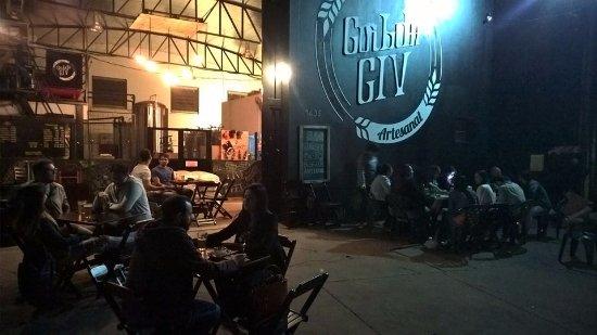 Barretos, SP: Noite na Guilda. ;)