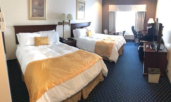 Wilmore, KY: Double Queen Standard Room