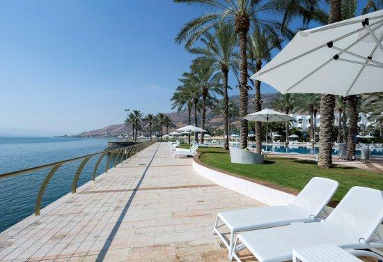 Gai Beach Hotel Tiberias Tripadvisor
