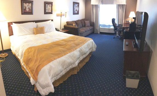 Wilmore, KY: Standard King Guest Room