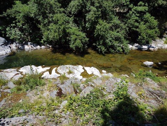 St Gervais sur Mare, France : Parcours pêche