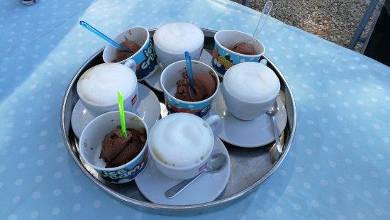 Zaostrog, โครเอเชีย: Coffee