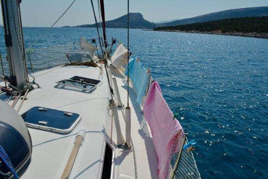 Alimos, Grecia: Toward Hydra
