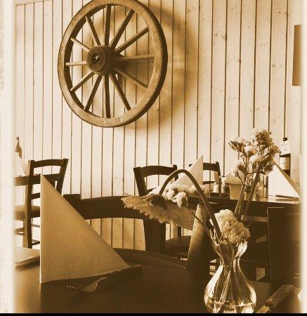 Harboore, Denmark: Cafe John Wayne