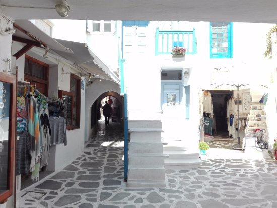 Old Town: Τα σοκάκια