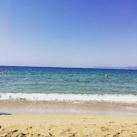 Pefkos Beach: Amazing beach