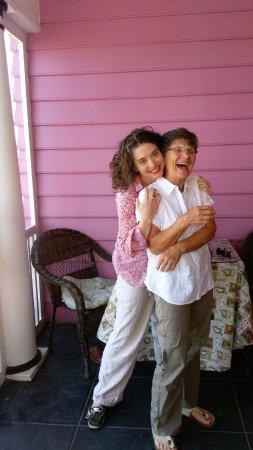 Χάμπτον, Βιρτζίνια: Our quest Mom & Daughter