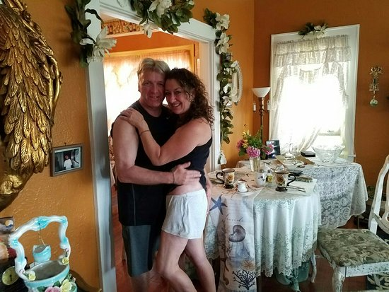 Lady Neptune Bed and Breakfast Inn : Our guest