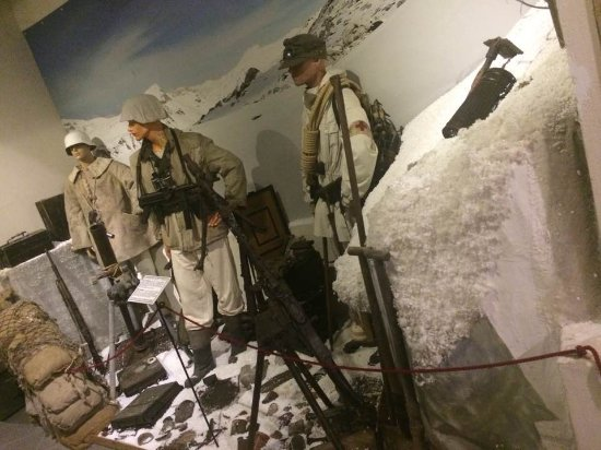 War Museum WinterLine Venafro