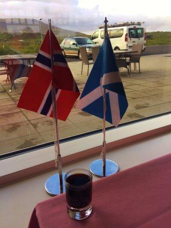 Hotel Grimsborgir : Icelandic vodka