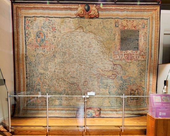 Warwick, UK: Sheldon Tapestry