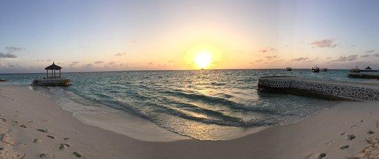 Maayafushi Island Foto