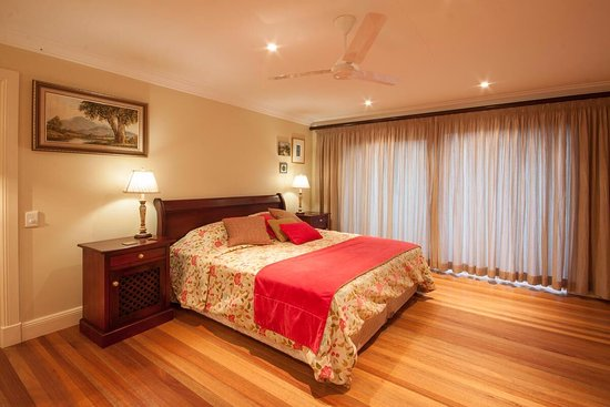 Kenton-on-Sea, Zuid-Afrika: Deluxe room with balcony-Cosmos suite