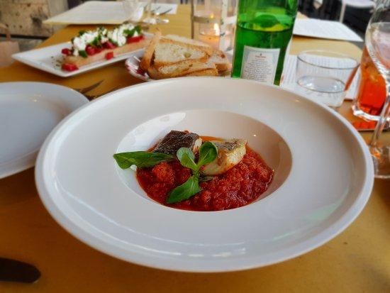 San Casciano dei Bagni, Italy: Amazing restaurant! Hospitable staff, delicios cousine!