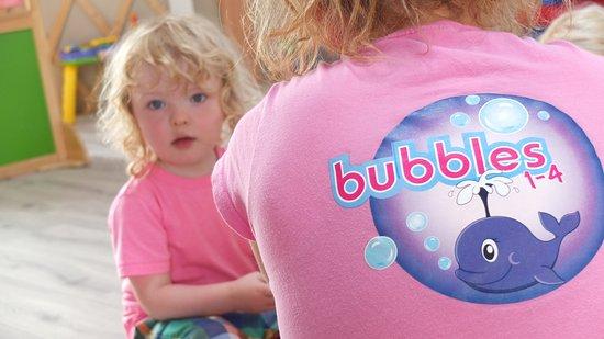 Siblu Villages - Domaine de Kerlann : Bubbles kids club kids 1-4