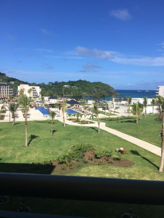 Cap Estate, St. Lucia: View from room number 5213
