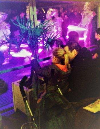 Hotel 't Hert : KERSTMIS OP HET TERRAS