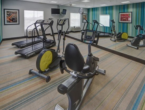 Cookeville, TN: On-Site Fitness Center