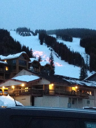 Whitefish, MT: Night skiing with lanterns - special event