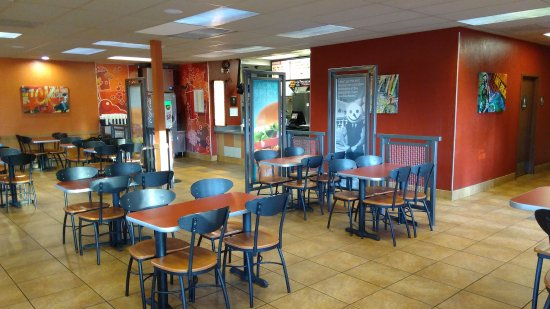 Willits, Californie : Jack in the Box
