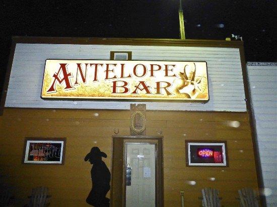 Plentywood, MT : Antelope Bar; worth a visit.