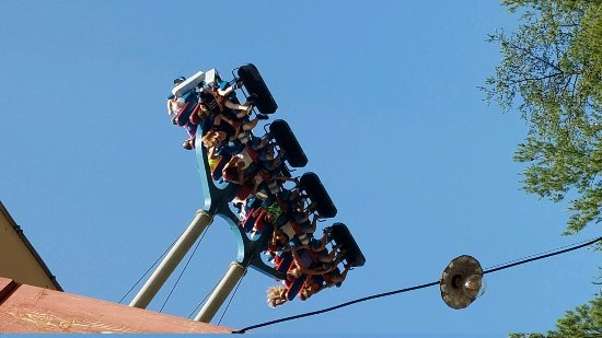 The swing is a must!!! Awesome at Dollywood - Picture of