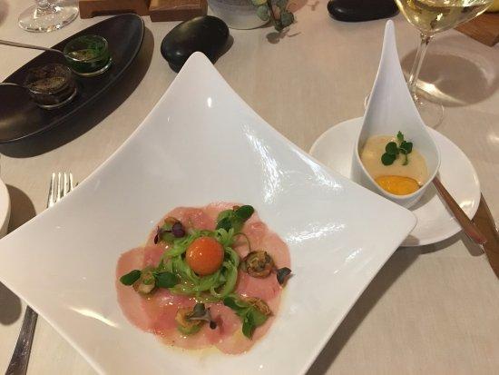 Restaurant Jägerhof: Moderner Niçoise-Salat