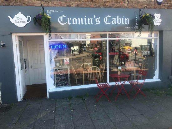 Brighton and Hove, UK: Cronin's Cabin