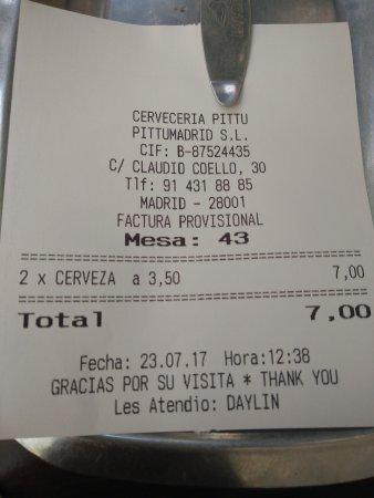 Cerveceria Pittu