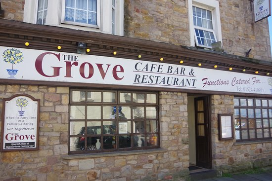 The Grove Cafe Bar and Restaurant Photo