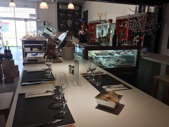 Libourne, France: Atelier de La Fromagerie