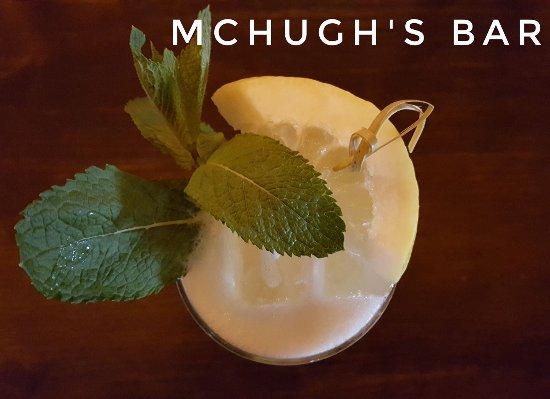Ennis, Irland: McHugh's Burren Holiday Cocktail
